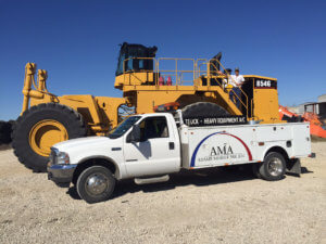 Adams Mobile Air at Hoss Equipment - Q1 2016 Photo Contest