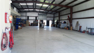 5,000 Square Foot Facility