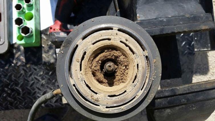 shaft seal leak-1